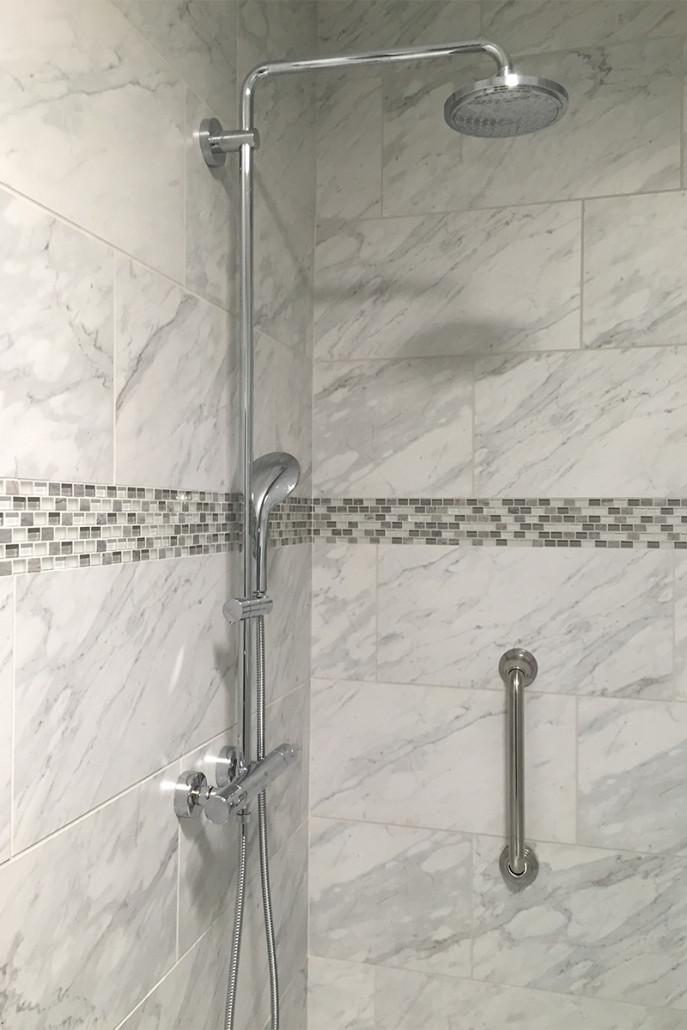 Master Bathroom, Gainesville, VA